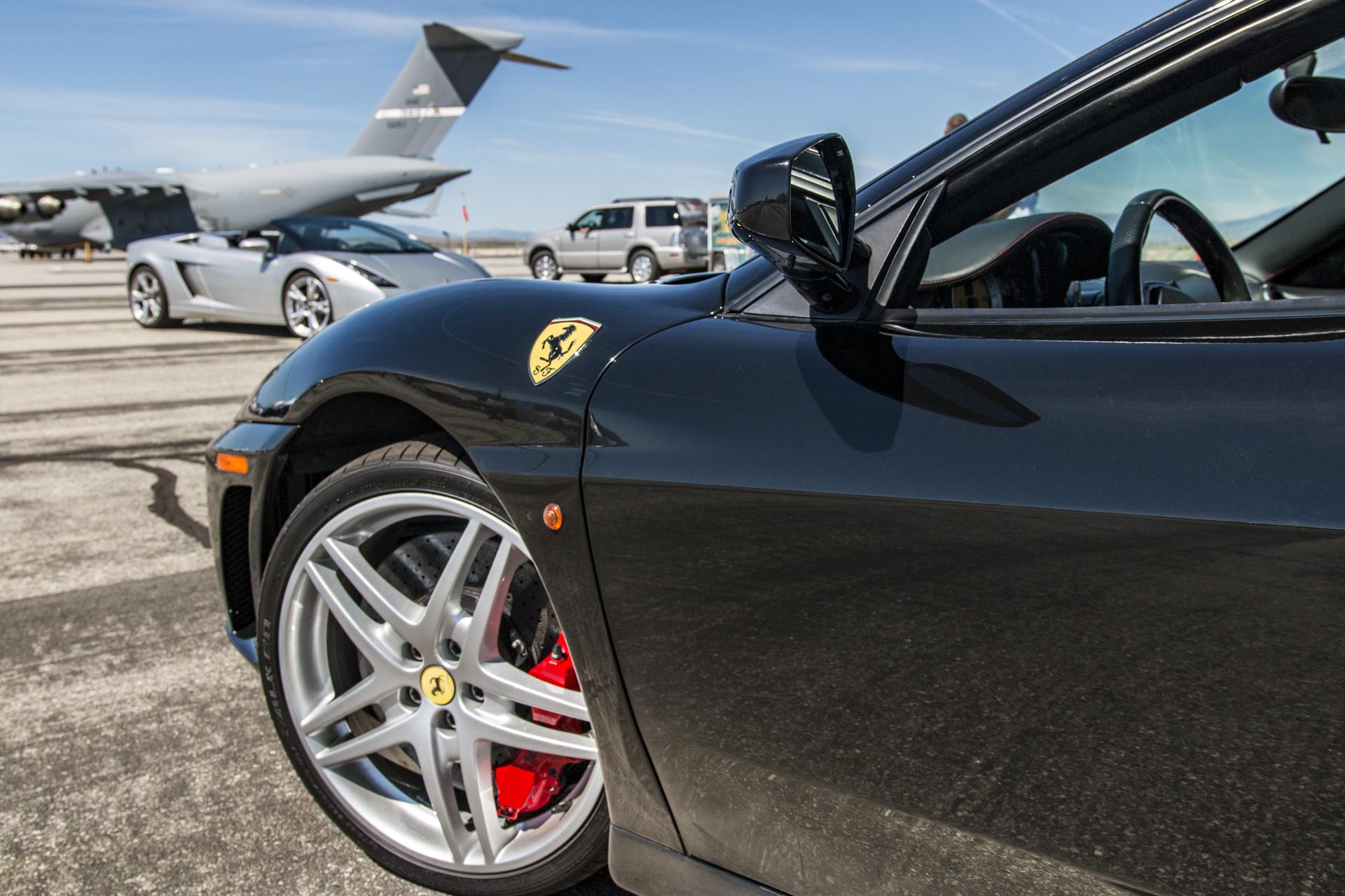 Precision Exotics Ferrari F430