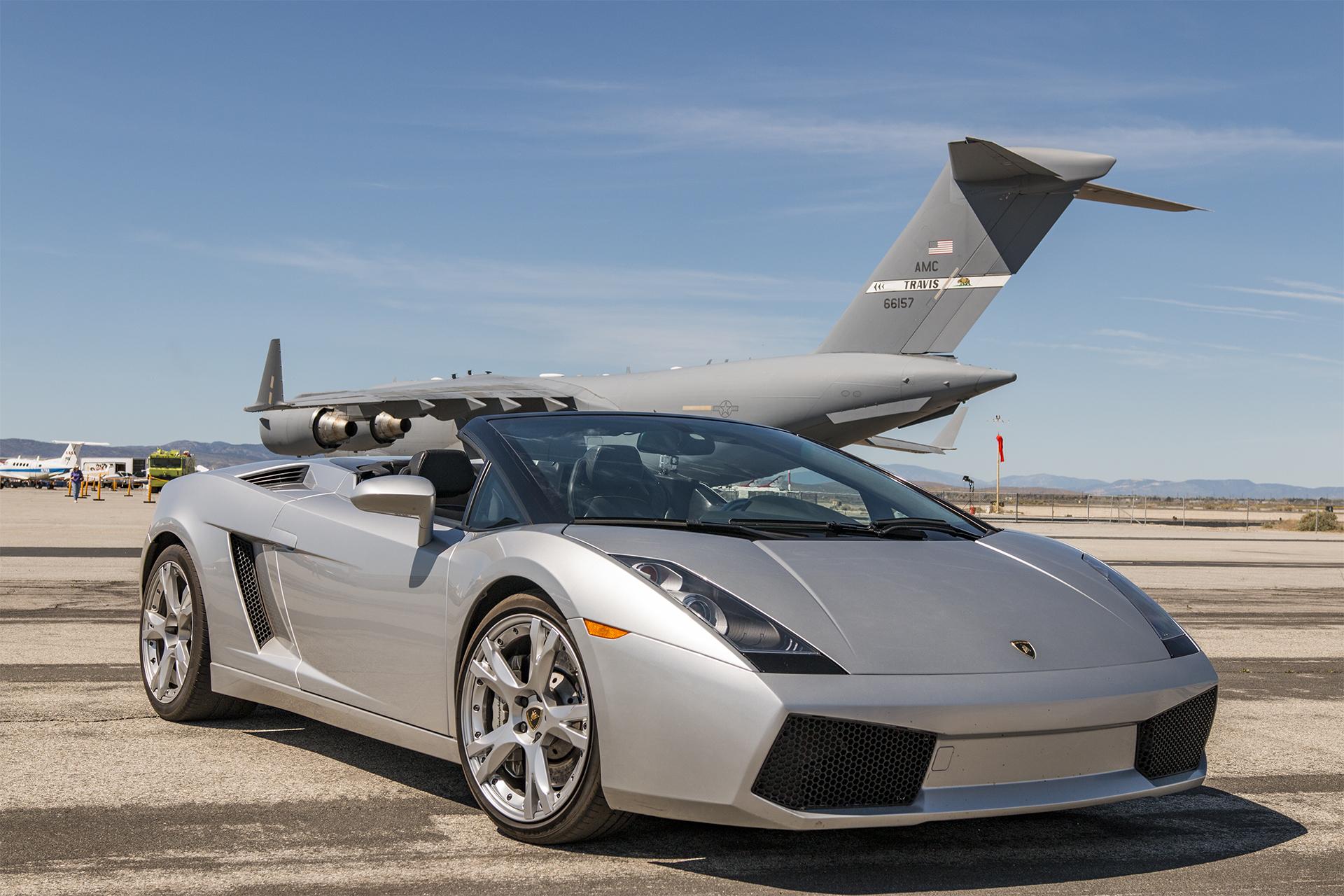 Precision Exotics Lamborghini Gallardo