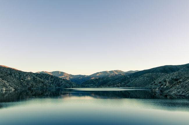 Littlerock Dam Photo