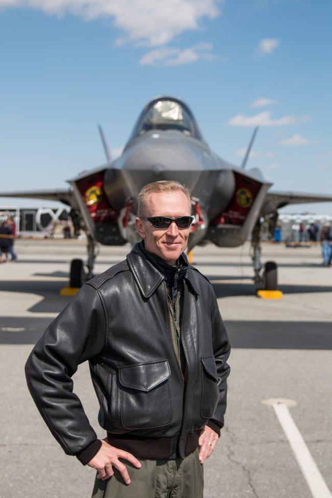 Scott McLaren Portrait