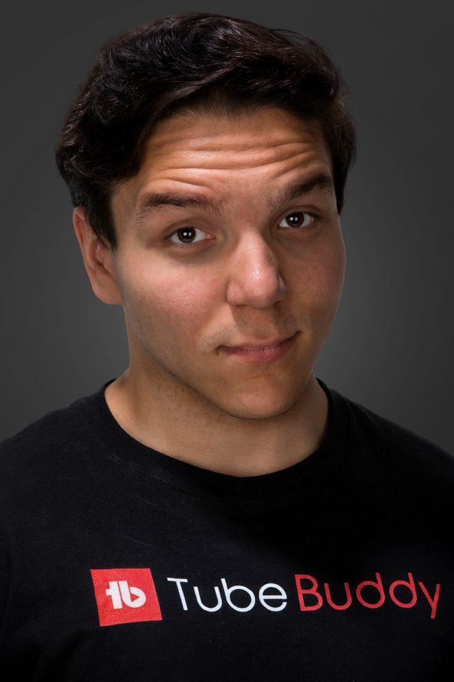 Portrait of Andrew Kan
