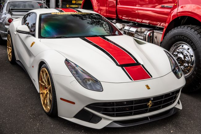 Photo of Garage Goals Ferrari F12