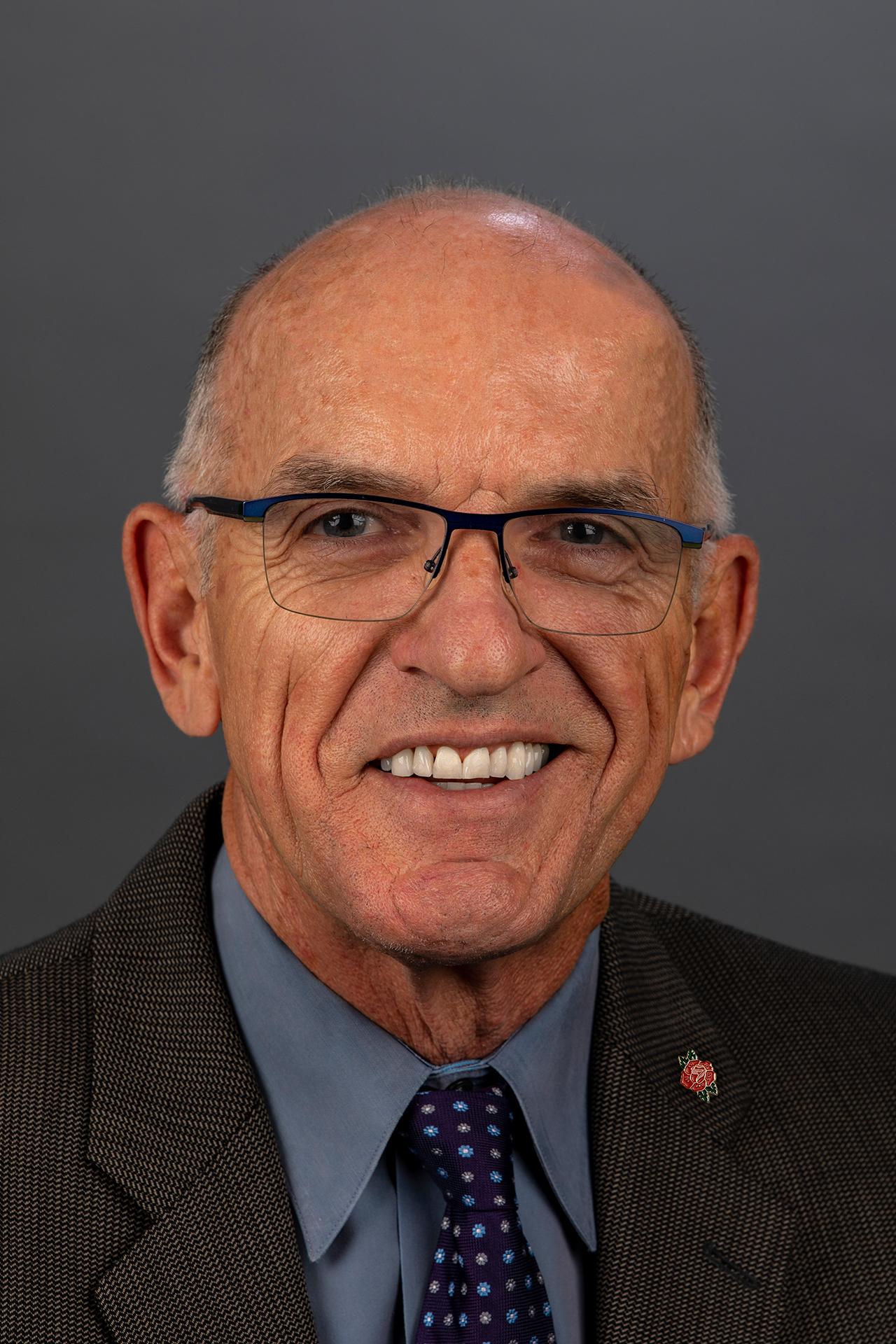 Portrait of Chris Spicher